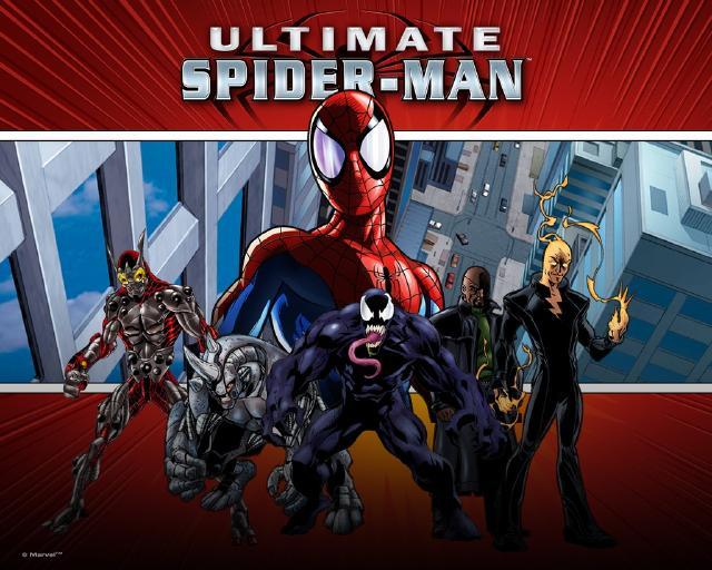 Ultimate spider man ultimate spider man чаще всего